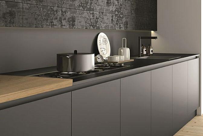 Fenix ntm: il più amato tra i materiali innovativi per la cucina ...