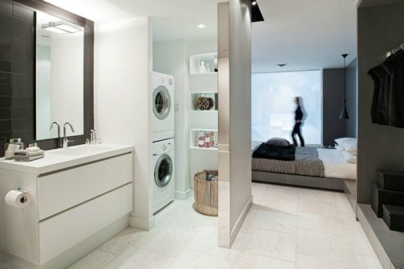 Emejing Bagno Con Lavanderia Pictures - Amazing House Design ...