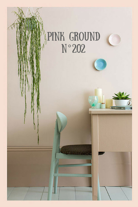 Farrow and Ball Pink Ground