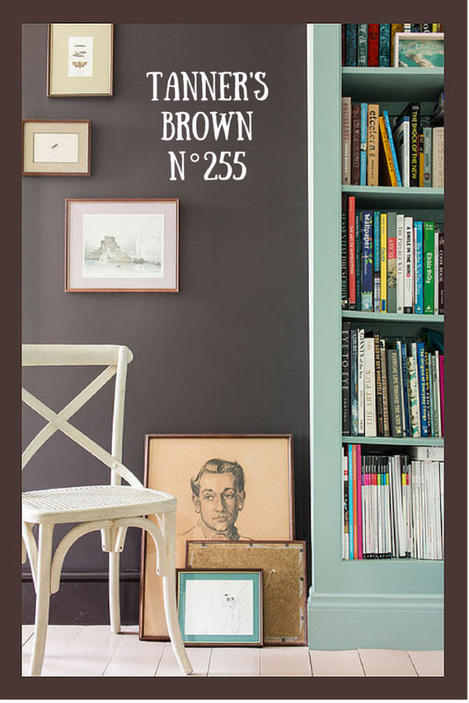 Farrow and Ball Tanner's Brown
