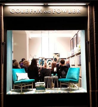 Colefax and Fowler collezione 2015