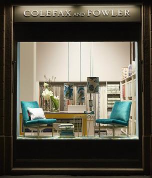 Colefax and Fowler vetrine Beatrice Rossetti