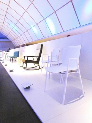 sedie in stile nordico da Austrian Design Pioneers