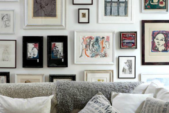 Farrow and ball come scegliere i colori della stanza a for Arredare con quadri