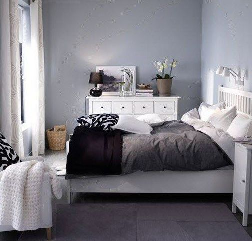 Come ti arredo 4 arredare la camera da letto in grigio for Decorare la camera matrimoniale