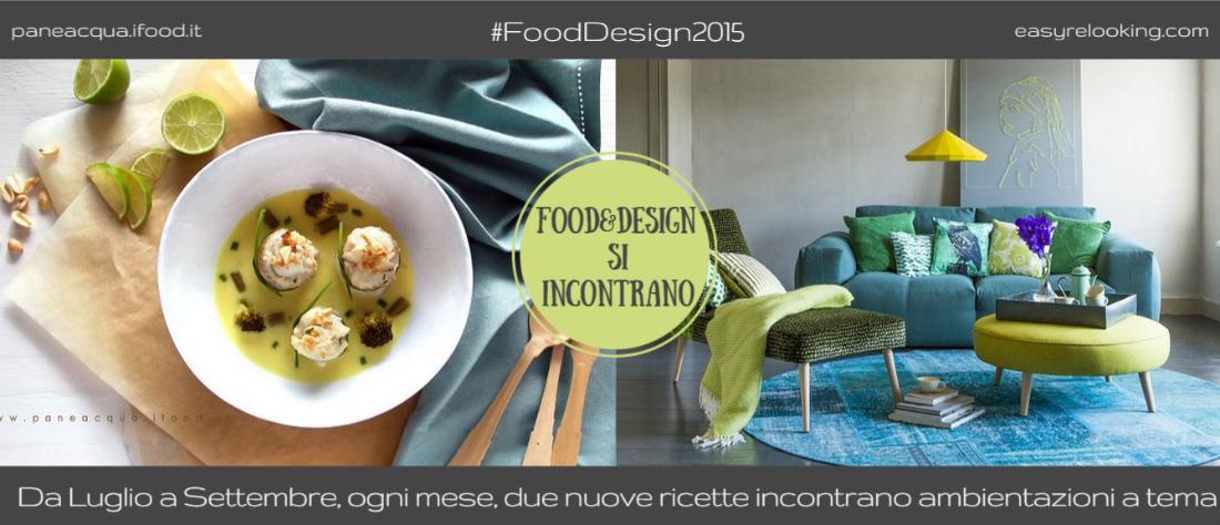 #FoodDesign2015 il cibo incontra il design