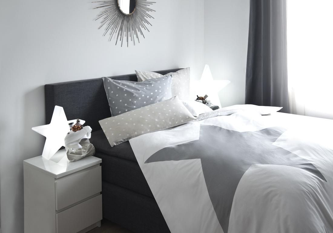 Come ti arredo 4 arredare la camera da letto in grigio - Dalani mobili camere da letto ...