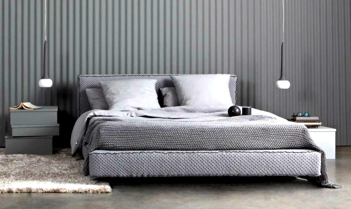 Come ti arredo 4 arredare la camera da letto in grigio for Camera da letto e studio