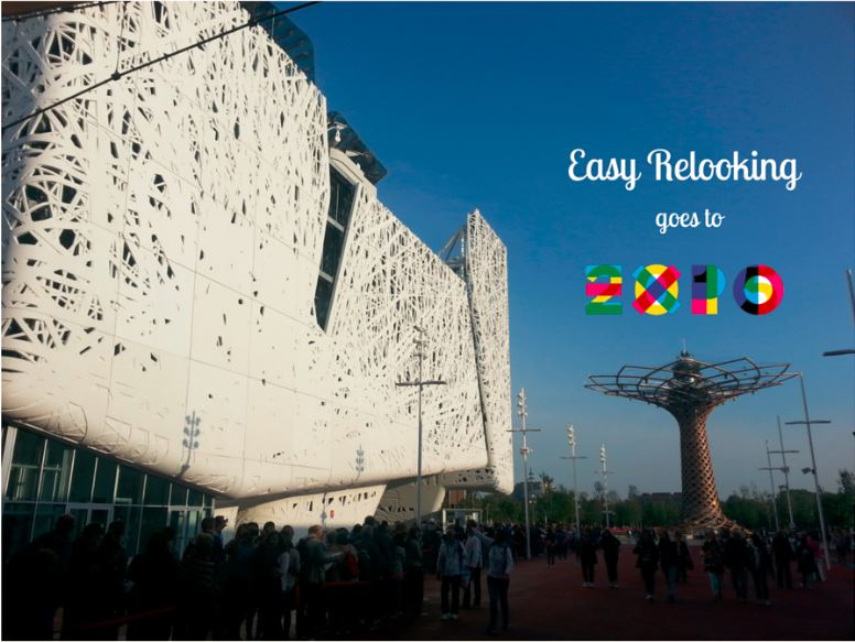 Easy Relooking goes to Expo Milano 2015