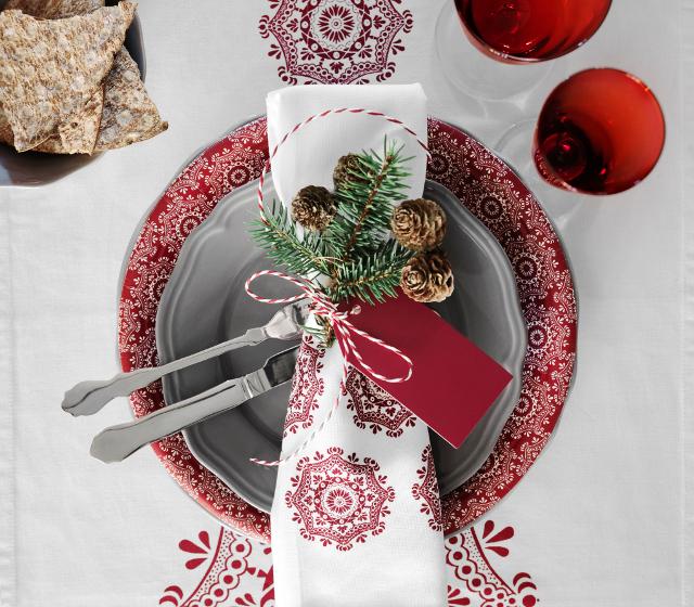 Le decorazioni del catalogo Natale Ikea 2015 Alt tes