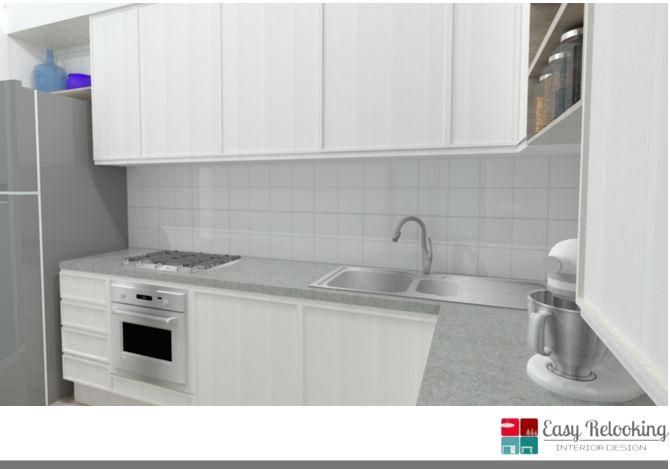 Come ti arredo #5: arredare la cucina e il soggiorno in stile shabby