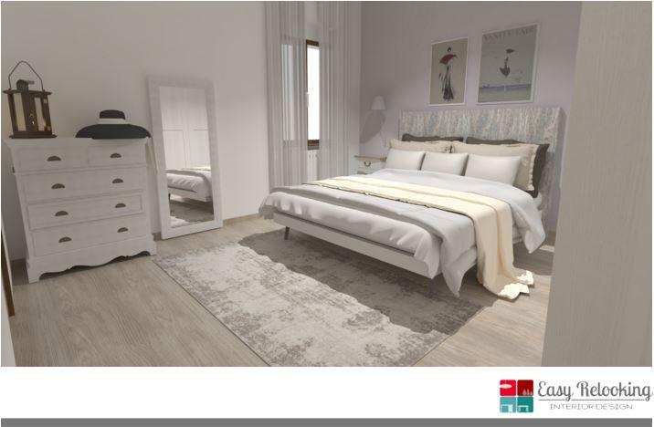 Arredare camera da letto stile shabby