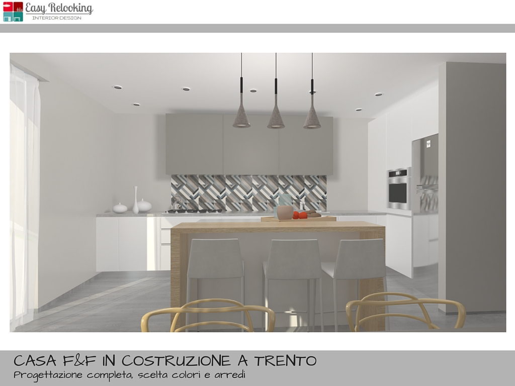 Open space cucina e soggiorno3 easyrelooking - Arredare open space cucina soggiorno ...