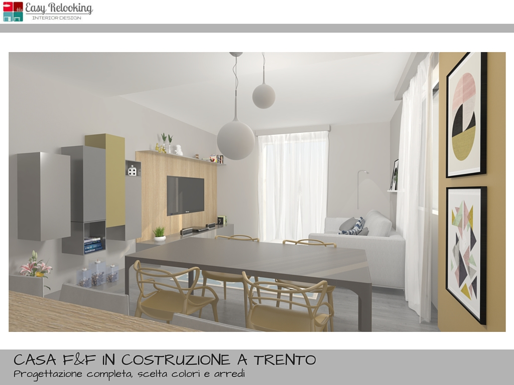 Arredare un open space jr92 regardsdefemmes for Open space cucina soggiorno idee