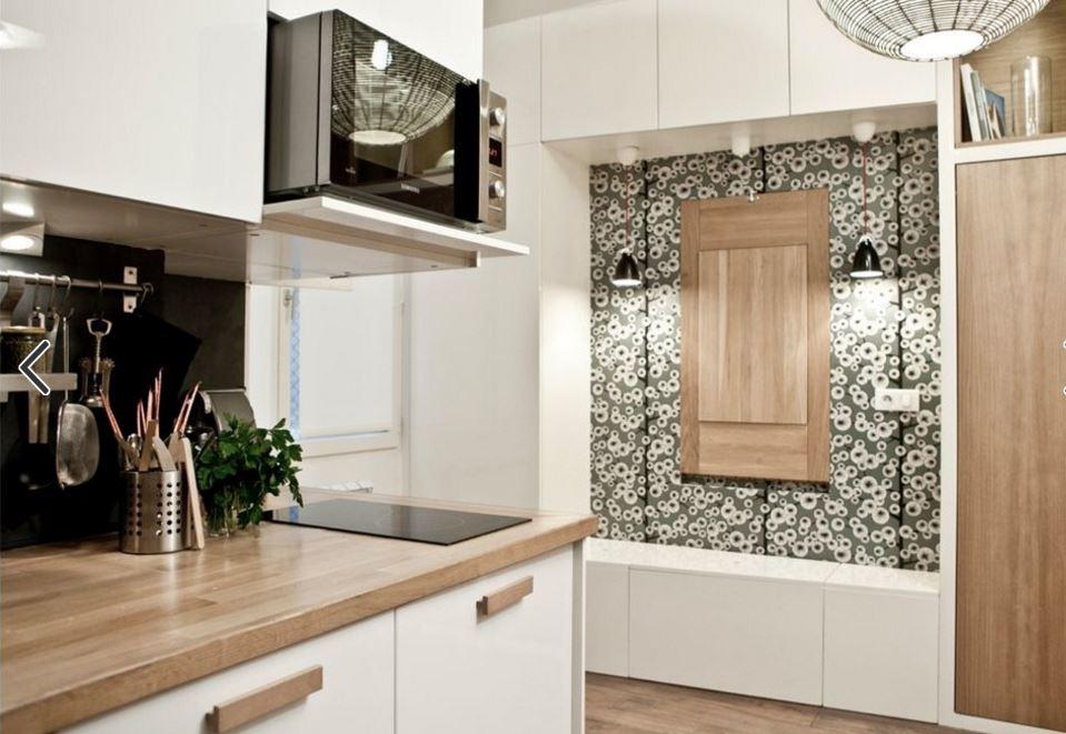 Storie di case come arredare un monolocale di 18mq easyrelooking - Dimensioni minime cucina bar ...