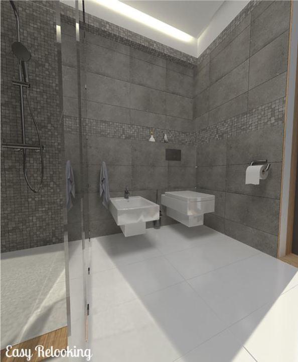 Famoso Ristrutturare un bagno lungo e stretto: la soluzione della doccia  YR66