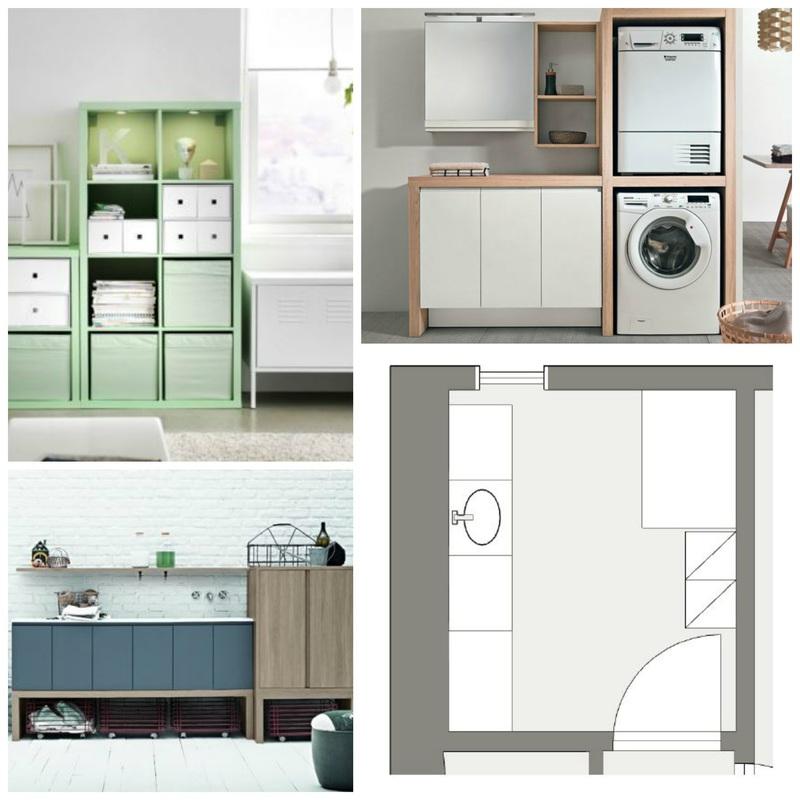 Arredare la zona lavanderia tra design e funzionalit for Arredare la lavanderia