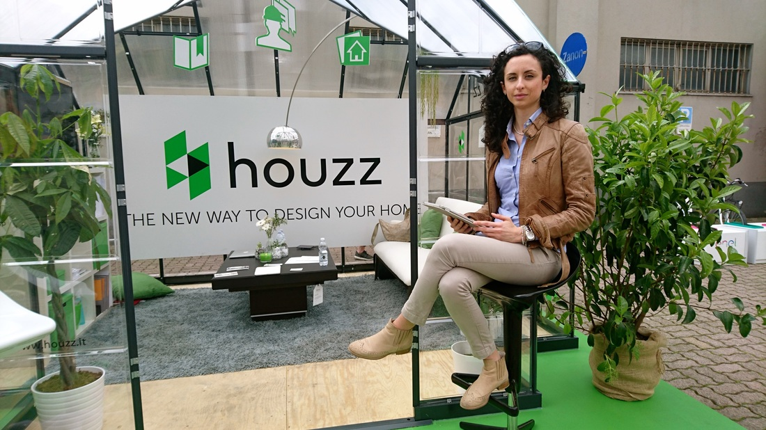 Houzz Fuorisalone 2016