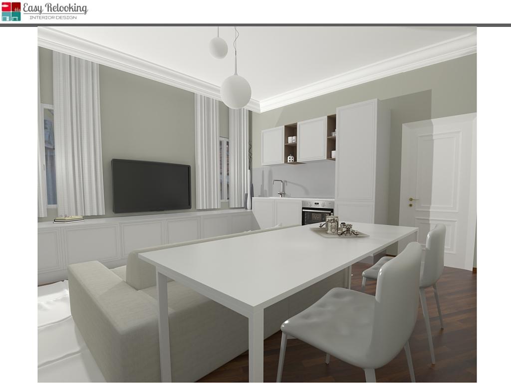 Progettazione interni a Venezia