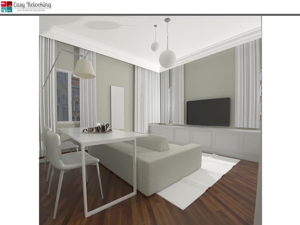 Progettazione di interni a Venezia