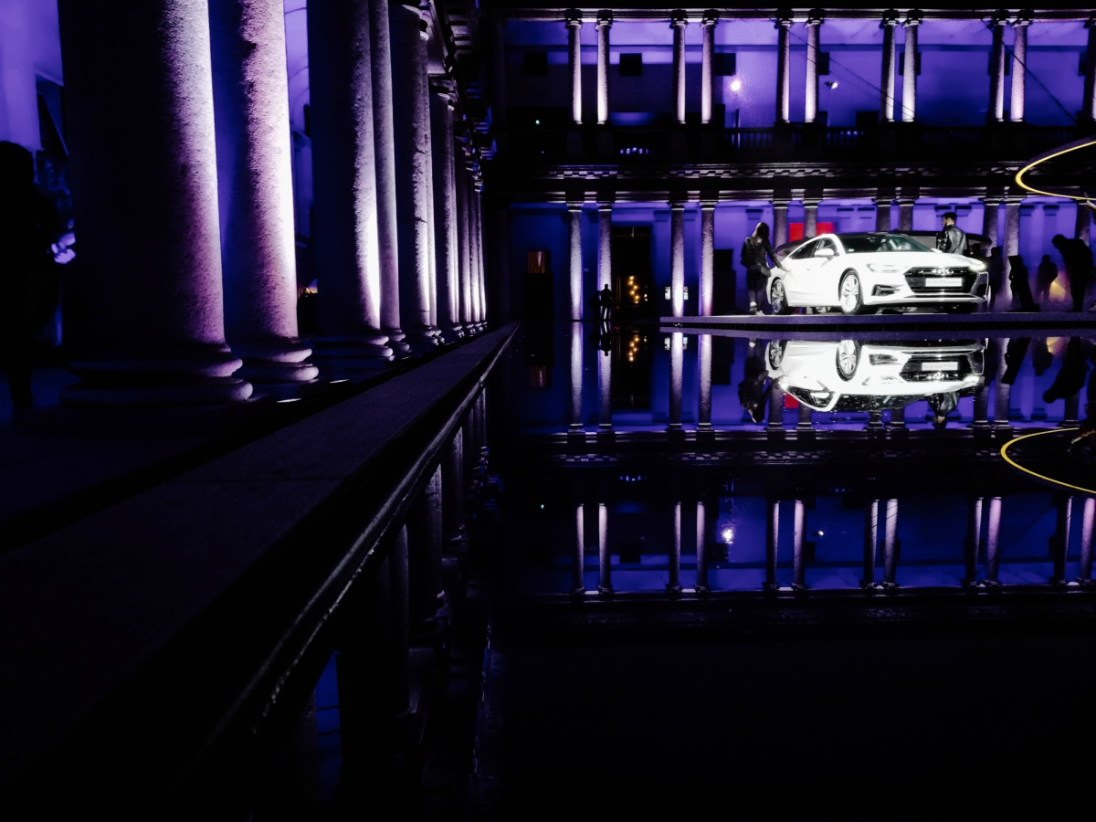 Audi City Lab_CorsoVenezia_EasyRelooking