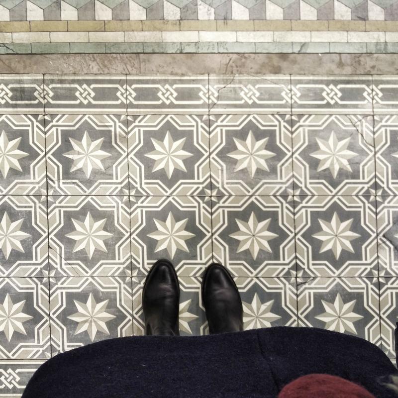 I tappeti in vinile di beija flor easyrelooking - Passatoie cucina design ...