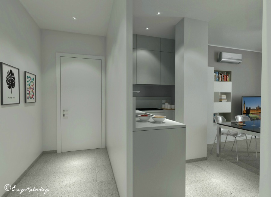 Camera Ospiti Per Vano Cucina : La cucina passante easyrelooking