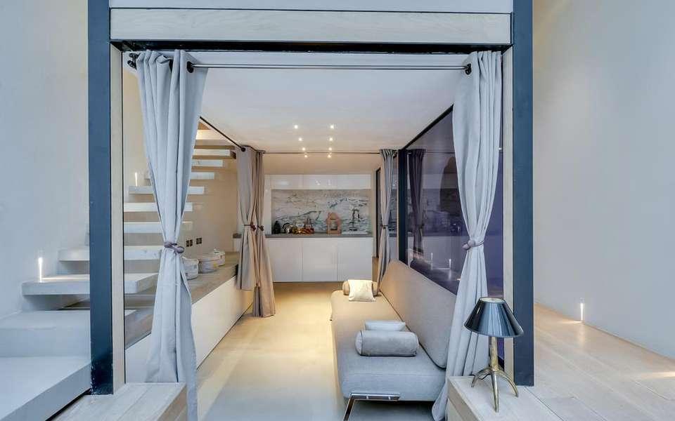 appartamento design Parigi