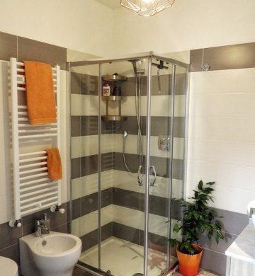 Progetto ingresso e bagni della villa a trento il risultato easyrelooking - Mi bagno troppo ...