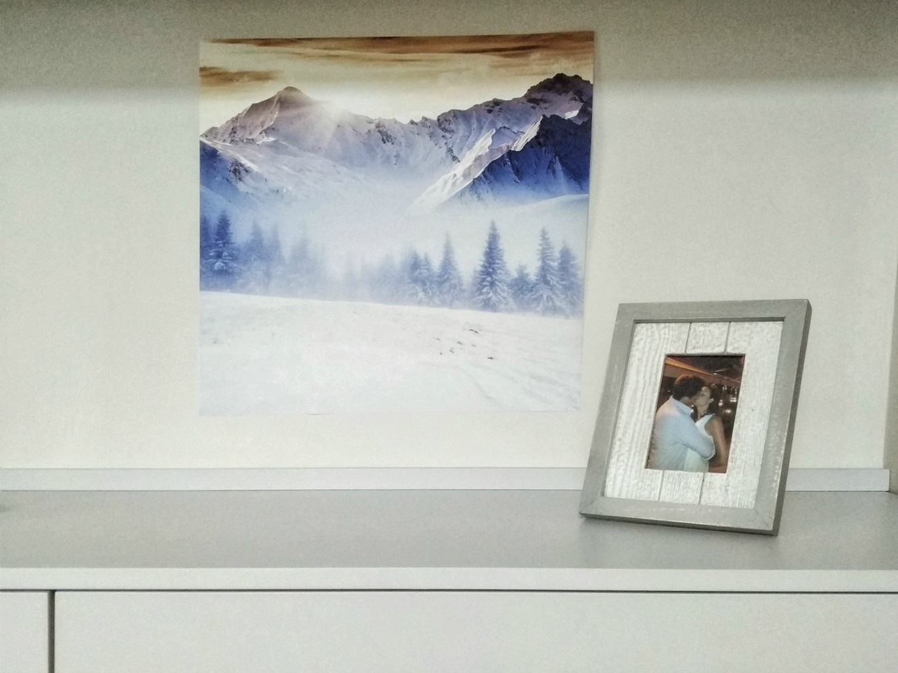 Carta da parati: mood invernale per le pareti di casa - easyrelooking