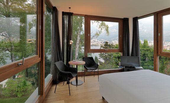 Design Hotel: Casa sull\'Albero on the Lake of Como - easyrelooking
