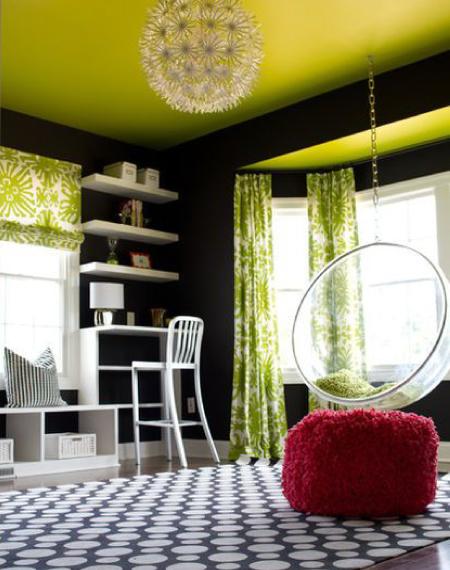 Easyrelooking soffitti decorati e colorati 1 easyrelooking - Soffitti decorati ...