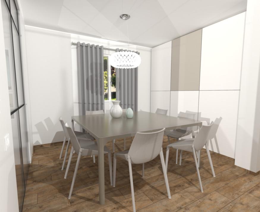 sala da pranzo colori chiari - easyrelooking