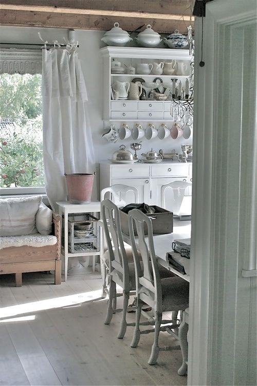 Cucina in stile shabby chic