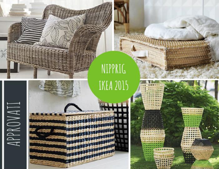 Ikea Nipprig 2015 arredi approvati