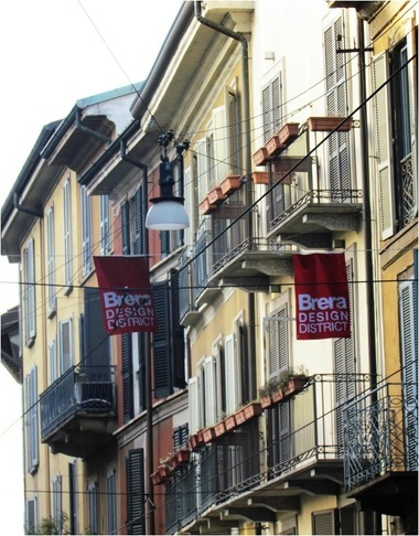 Brera Design District, Fuorisalone Milano