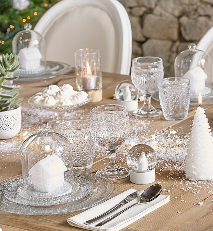 Decorazioni per la Tavola Natale 2015 Maison du Monde