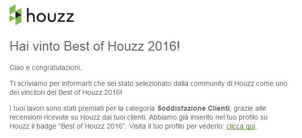 Easy Relooking vincitore Best Houzz 2016