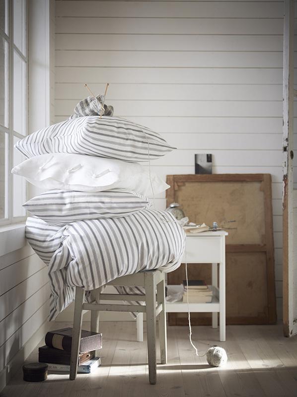 Tessuto a righe Ikea novità 2016