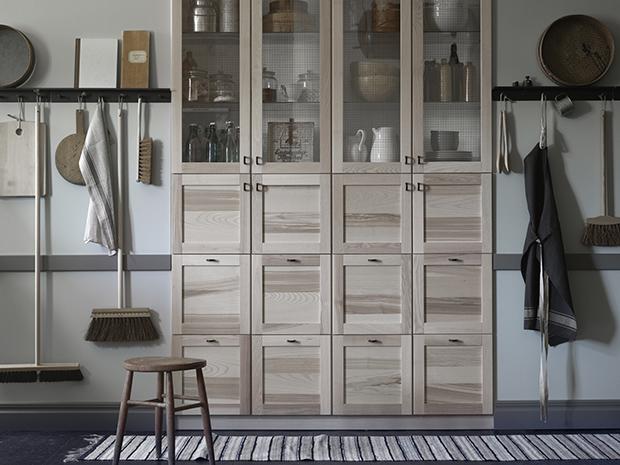 Credenza in legno Ikea Novità 2016