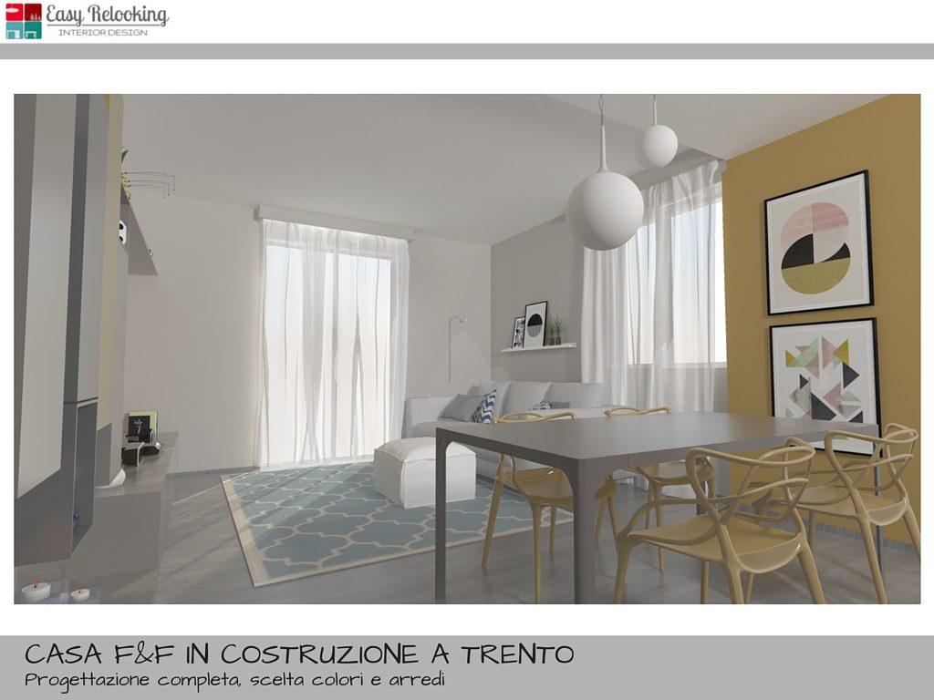 Open space Cucina e soggiorno8