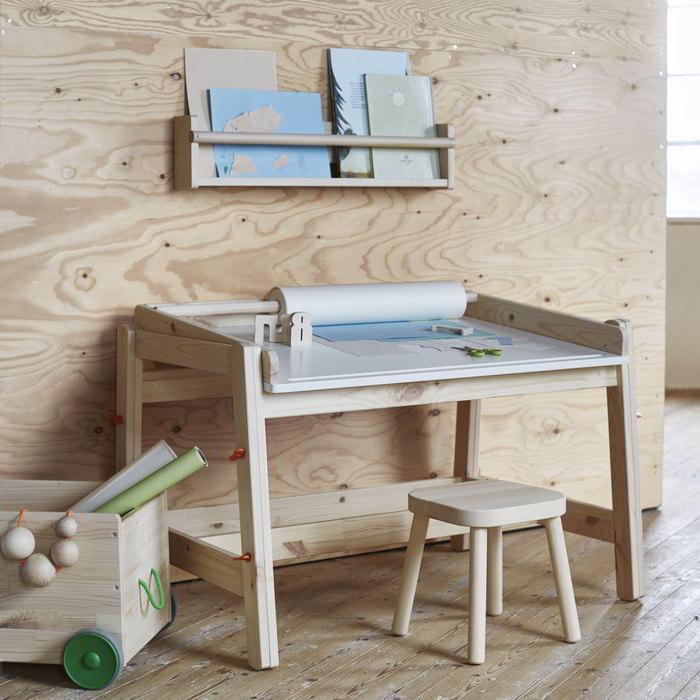 Arredi cameretta Ikea Flisat