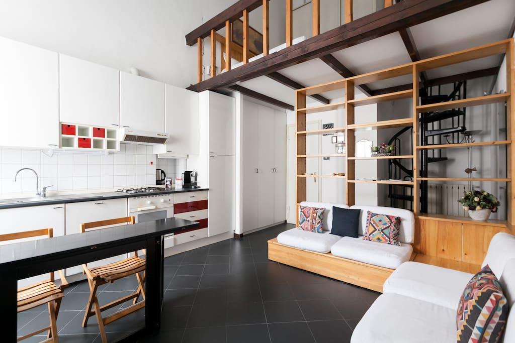 EASYRELOOKING_airbnb Cozy flat in the heart of Navigli ...