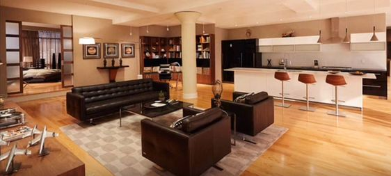tv series and design harvey specter s apartment from the suits series easyrelooking apartment from the suits series