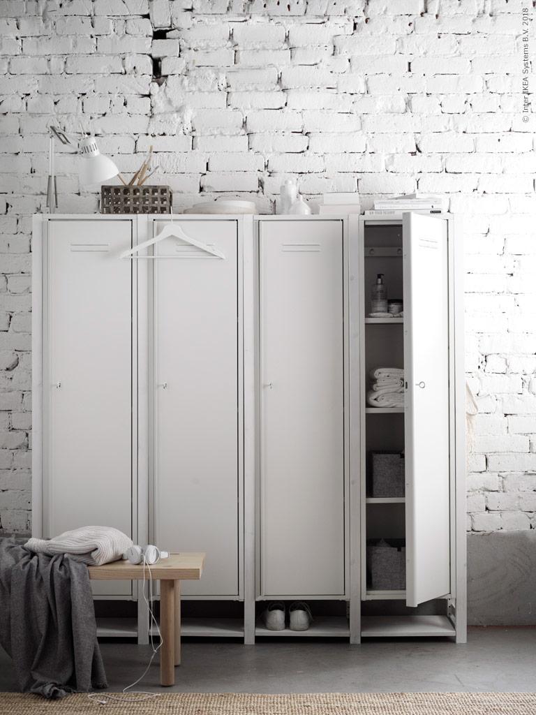 Ikea Scaffali Legno Ivar novità ikea: forme semplici e colori neutri - easyrelooking