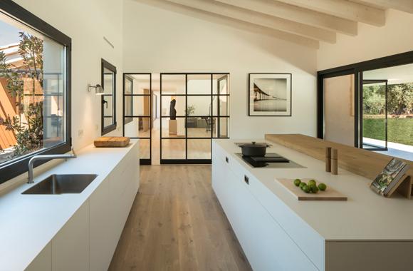 Oxygen House in Spagna: vetro e natura - easyrelooking