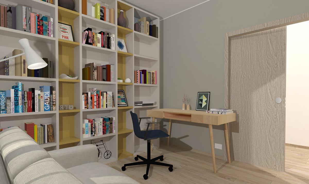 Arredare lo studio di casa easyrelooking for Arredare studio in casa