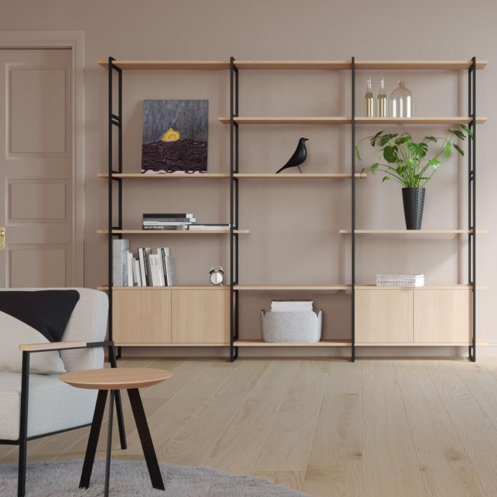 Studio henk Modular cabinet