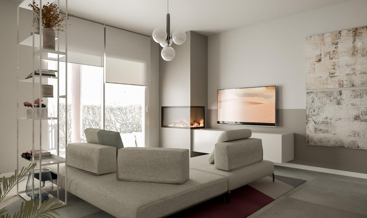 Arredare Casa Stile Marocco decorate with modern fireplaces - easyrelooking