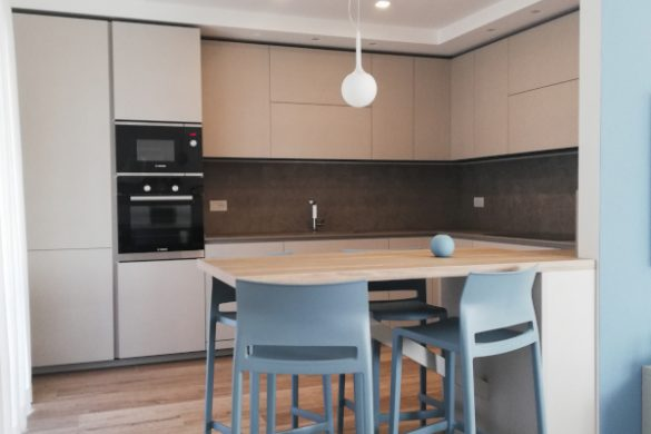 Effetto resina per la cucina - is the new black? - easyrelooking